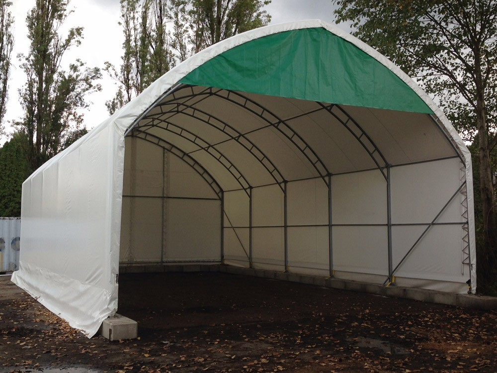Construction Tents And Shelters : Ideal canopy tent structure party tents construction