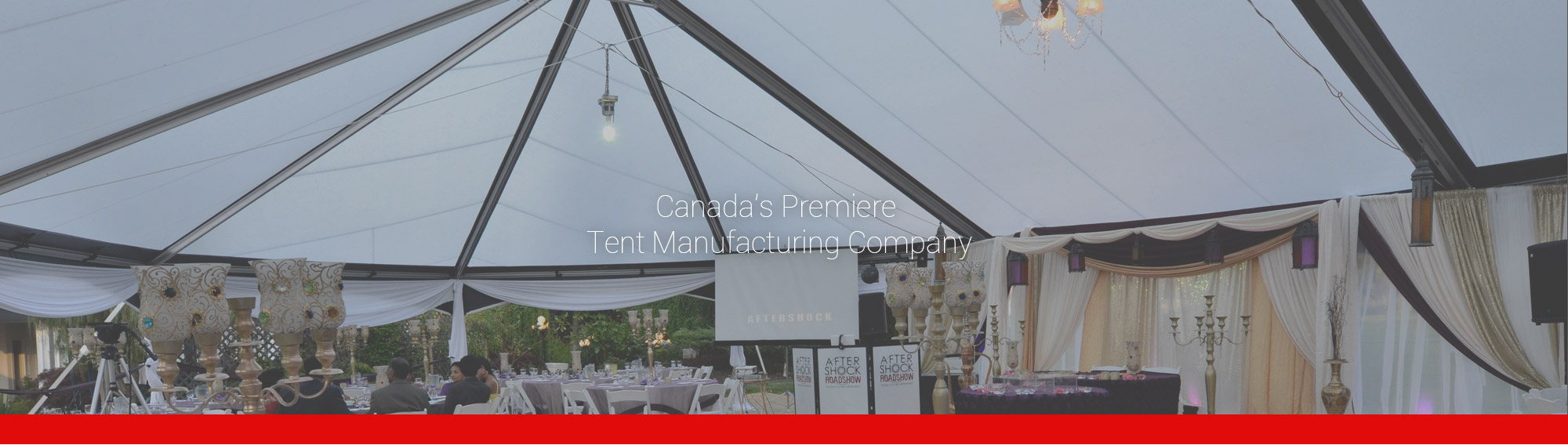 Ideal Canopy Tent & Structure | Party Tents, Construction Shelters